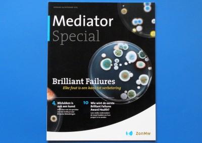 Magazine en webcontent (ZonMw)