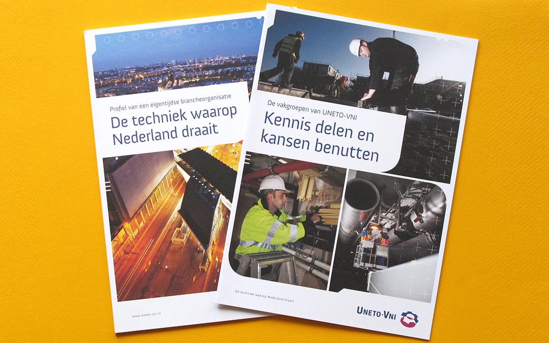 Brochures UNETO-VNI