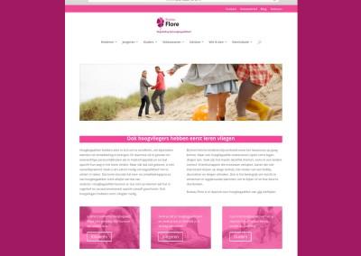 Website (Bureau Flore)